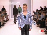 """""""Burberry"""" Spring Summer 2003 Milan Part 2 of 2 Menswear by FashionChannel"""