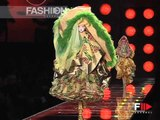 """""""Christian Dior"""" Spring Summer 2003 Paris Part 4 of 5 Haute Couture by FashionChannel"""