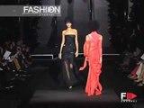 """Scherrer"" Spring Summer 2003 Paris Part 5 of 6 Haute Couture by FashionChannel"