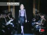 """""""Alessandro Dell'Acqua"""" Autumn Winter 1998 1999 Milan 3 of 3 pret a porter woman by FashionChannel"""