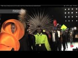 """Philip Treacy"" Spring Summer 2013 London final of the show Pret a Porter Woman by Fashion Channel"