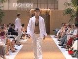 """Rocco Barocco"" Spring Summer 2003 Milan Part 3 of 3 Menswear by FashionChannel"