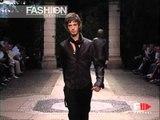 """Neil Barrett"" Spring Summer 2003 Milan Part 3 of 3 Menswear by FashionChannel"