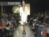 """""""Donna Karan"""" Spring Summer 2003 New York Part 2 of 4 Pret a Porter Woman by FashionChannel"""