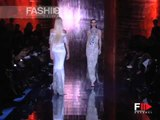 """""""Valentino"""" Spring Summer 2003 Paris Part 4 of 5 Haute Couture by FashionChannel"""