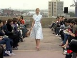 """""""Michelle Lowe"""" Spring Summer 2003 London 1 of 2 Pret a Porter Woman by FashionChannel"""