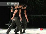 """""""Gianni Versace"""" Spring Summer 1998 Milan 2 of 3 pret a porter men by Fashion Channel"""
