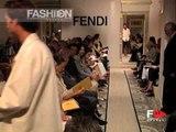 """Fendi"" Spring Summer 1998 Milan 2 of 3 pret a porter men by FashionChannel"