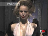 """Thierry Mugler"" Spring Summer 1998 Paris 5 of 6 Haute Couture woman by FashionChannel"