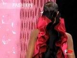 """Balmain"" Spring Summer 2003 Paris Part 1 of 4 Haute Couture by FashionChannel"
