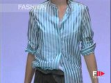 """Burberry"" Spring Summer 2003 London 1 of 2 Pret a Porter Woman by FashionChannel"
