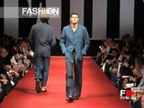 """Gieffeffe"" Spring Summer 1998 Milan 4 of 4 pret a porter men by FashionChannel"