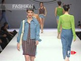 """""""Swish Jeans"""" Spring Summer 1998 Milan 1 of 5 pret a porter woman by FashionChannel"""