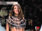 """""""Paco Rabanne"""" Spring Summer 2003 Paris 2 of 2 Pret a Porter Woman by FashionChannel"""