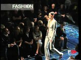 """""""Gianni Versace"""" Spring Summer 1998 Milan 2 of 4 pret a porter woman by Fashion Channel"""