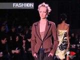 """Dries Van Noten"" Spring Summer 2003 Paris 2 of 3 Pret a Porter Woman by FashionChannel"