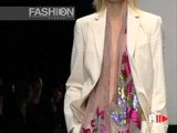 """""""Tomaso Stefanelli"""" Spring Summer 2003 Milan 1 of 2 Pret a Porter Woman by FashionChannel"""