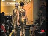 """""""Versace Atelier"""" Autumn Winter 1997 1998 Paris 4 of 4 Haute Couture woman by Fashion Channel"""