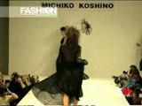 """Michiko Koshino"" Autumn Winter 1997 1998 London 4 of 5 pret a porter woman by FashionChannel"