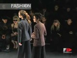 """Emporio Armani"" Autumn Winter 1997 1998 Milan 2 of 3 pret a porter woman by FashionChannel"