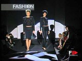 """""""Gucci"""" Spring Summer 1998 Milan 4 of 5 pret a porter woman by FashionChannel"""