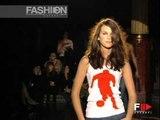 """Dirk Bikkembergs"" Spring Summer 2003 Paris 1 of 2 Pret a Porter Woman by FashionChannel"