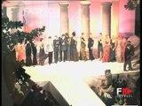 """""""Renato Balestra"""" Autumn Winter 1997 1998 Rome 11 of 11 Haute Couture woman by FashionChannel"""