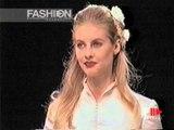 """Lydia Delgado"" Autumn Winter 1997 1998 Barcelona 5 of 5 pret a porter woman by FashionChannel"