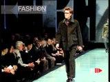 """""""Gianfranco Ferrè"""" Autumn Winter 1997 1998 Milan 2 of 3 pret a porter men by FashionChannel"""