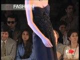 """""""Raffaella Curiel"""" Autumn Winter 1997 1998 Rome 7 of 9 Haute Couture woman by FashionChannel"""