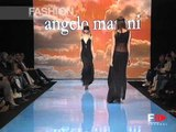 """""""Angelo Marani"""" Spring Summer 2003 Milan 3 of 3 Pret a Porter Woman by FashionChannel"""