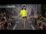 """""""DKNY"""" Spring Summer 2013 New York 1 of 2 Pret a Porter Woman by FashionChannel"""