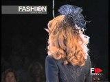 """""""Raffaella Curiel"""" Autumn Winter 1997 1998 Rome 4 of 9 Haute Couture woman by FashionChannel"""