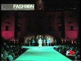 """Gai Mattiolo"" Autumn Winter 1997 1998 Rome 3 of 9 Haute Couture woman by FashionChannel"