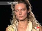 """Gattinoni"" Spring Summer 2003 Milan 1 of 4 Pret a Porter Woman by FashionChannel"