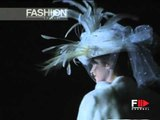 """""""Gianluca Beluga"""" Autumn Winter 1997 1998 Rome 6 of 6 Haute Couture woman by FashionChannel"""