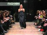 """Yohji Yamamoto"" Autumn Winter 1997 1998 Paris 6 of 7 pret a porter woman by FashionChannel"