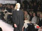 """Calvin Klein"" Autumn Winter 1997 1998 New York 2 of 4 pret a porter woman by FashionChannel"