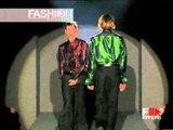 """Gucci"" Autumn Winter 1997 1998 Milan 2 of 4 pret a porter men by FashionChannel"