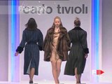 """Carlo Tivioli"" Autumn Winter 1997 1998 Milan 2 of 6 pret a porter woman by FashionChannel"