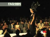 """""""Gianluca Beluga"""" Autumn Winter 1997 1998 Rome 5 of 6 Haute Couture woman by FashionChannel"""