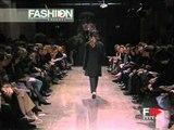 """Yohji Yamamoto"" Autumn Winter 1997 1998 Paris 4 of 7 pret a porter woman by FashionChannel"
