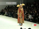 """Issey Miyake"" Autumn Winter 1997 1998 Paris 3 of 4 pret a porter woman by FashionChannel"