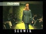 """Slowik"" Autumn Winter 1997 1998 Milan 2 of 3 pret a porter woman by FashionChannel"