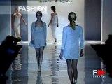 """Laura Biagiotti"" Autumn Winter 1997 1998 Milan 6 of 6 pret a porter woman by FashionChannel"
