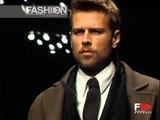 """""""Gianfranco Ferré"""" Autumn Winter 2002 2003 Menswear 1 of 4 by FashionChannel"""