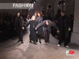 """""""Marithe Francois Girbaud"""" Autumn Winter 2002 2003 Paris 4 of 4 by FashionChannel"""