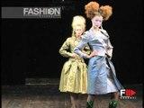 """""""Vivienne Westwood"""" Autumn Winter 1997 1998 Paris 4 of 5 pret a porter woman by FashionChannel"""