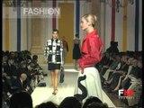 """""""JC de Castelbajac"""" Spring Summer 1997 Paris 4 of 6 pret a porter woman by FashionChannel"""