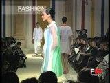 """""""JC de Castelbajac"""" Spring Summer 1997 Paris 3 of 6 pret a porter woman by FashionChannel"""
